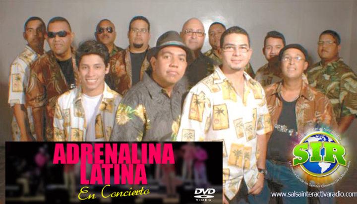 AdrenalinaLatinaDVD